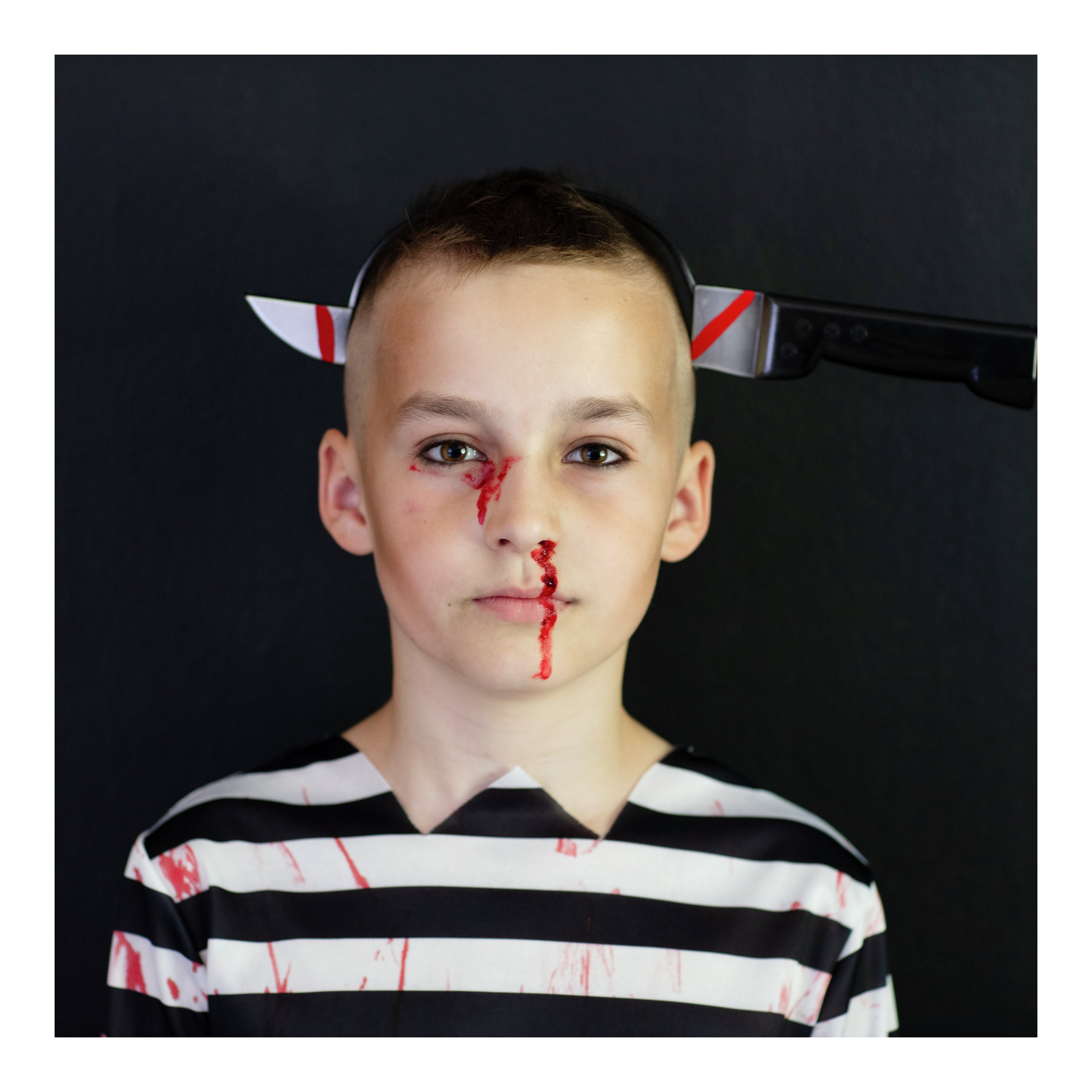 hvordan lage sår til halloween