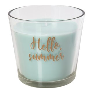 LYS I GLASS HELLO SUMMER AQUA 35h-100011