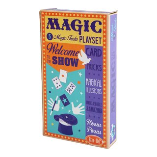 TRYLLE SETT, RETR-OH! 5 MAGIC TRICKS-100209