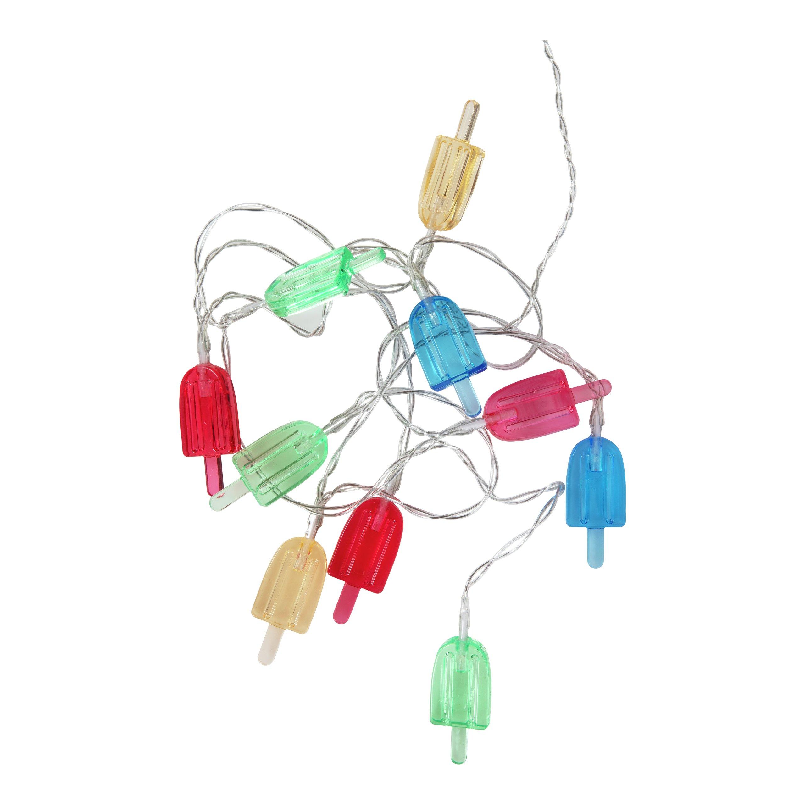 LOLLIPOP LYSLENKE 10 LED LYS-100244