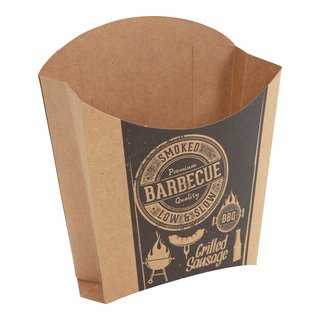 BBQ FRIES PAPPBEGER 8PK-100942