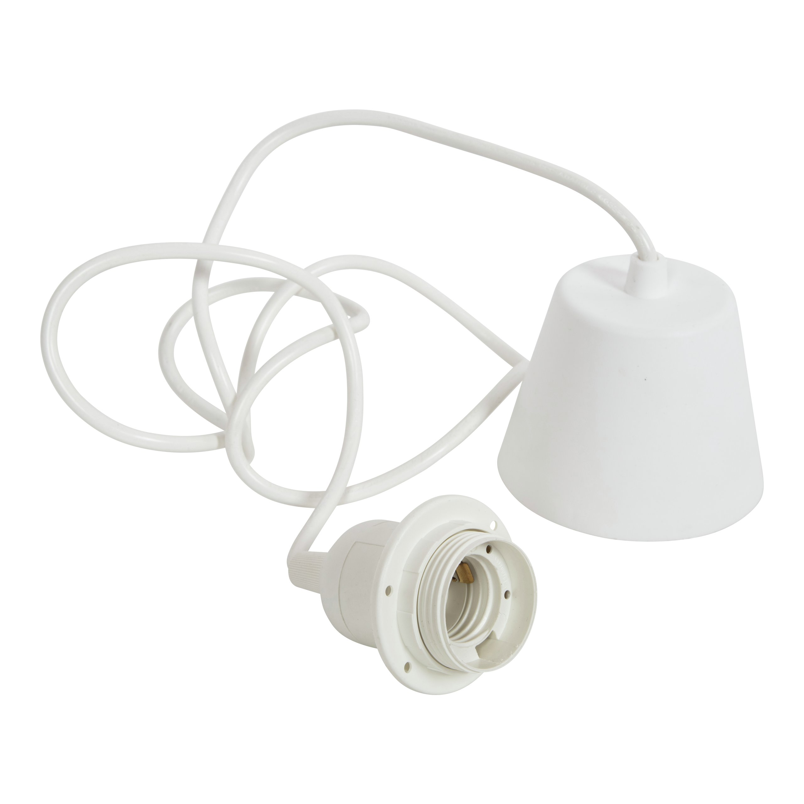 OPPHENG TIL LAMPE HVIT 142CM-101210