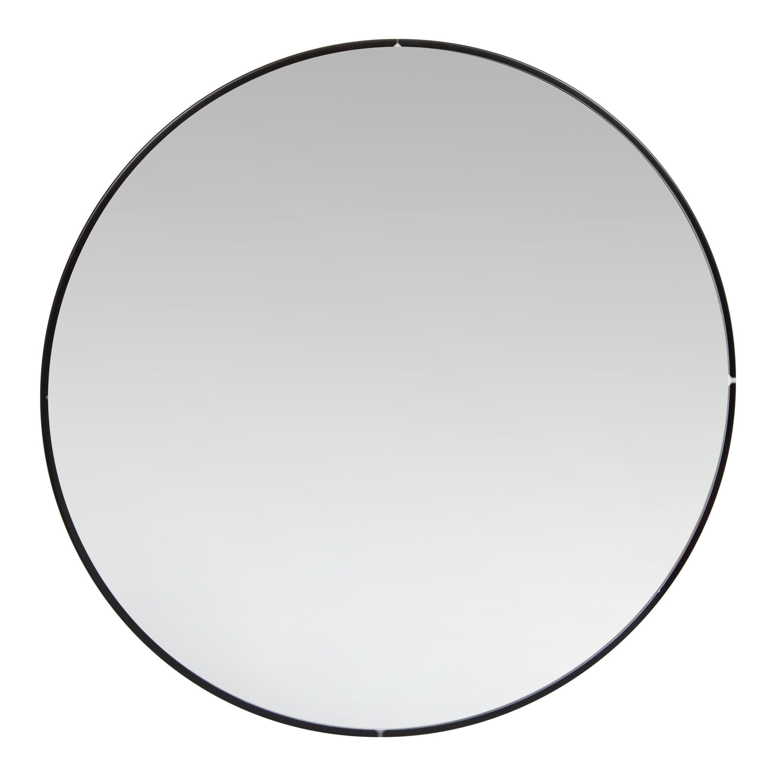 SPEIL RUND Ø60CM SOTET GLASS-101218