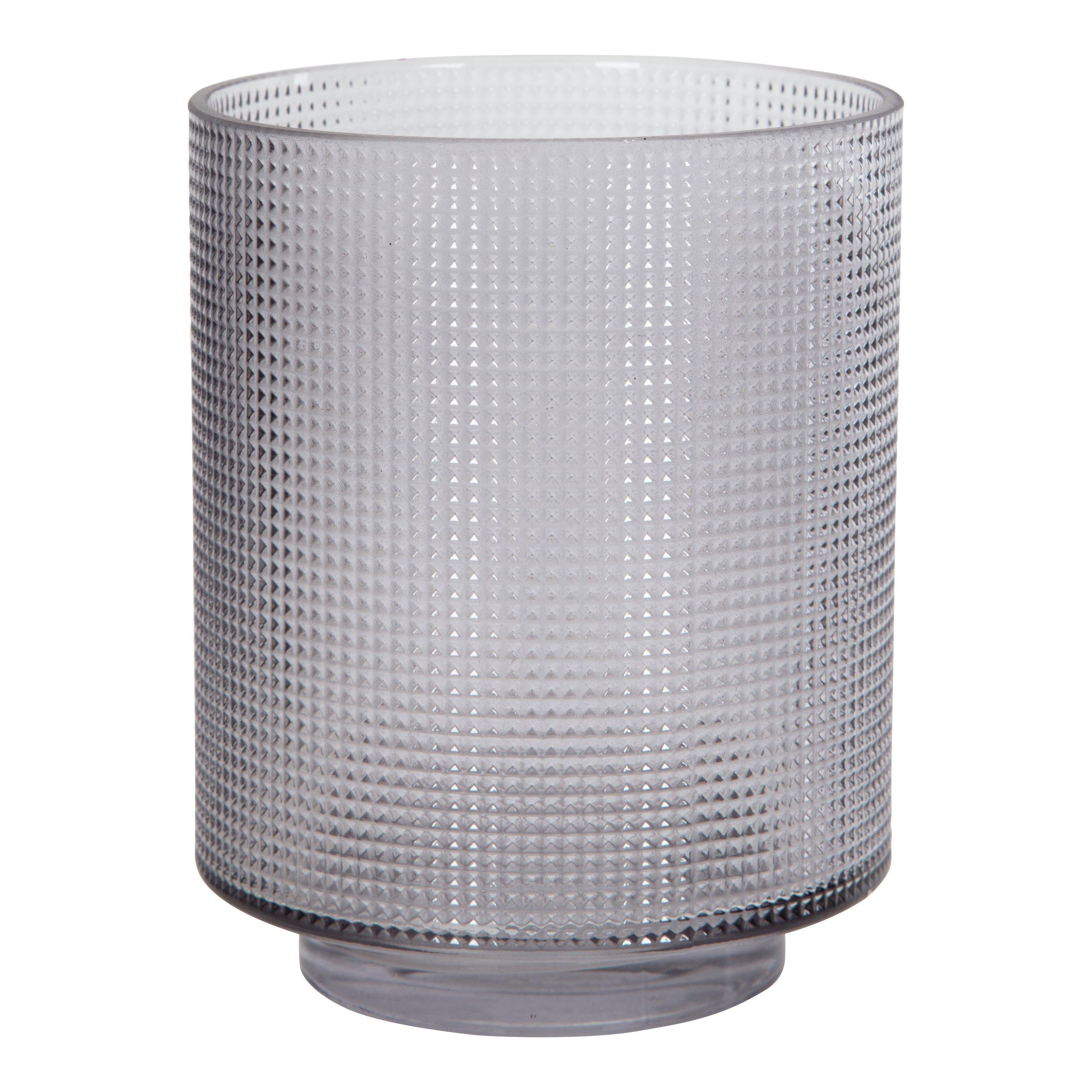 BOLZIANO GLASSLYKT H15CM SOTET-101458