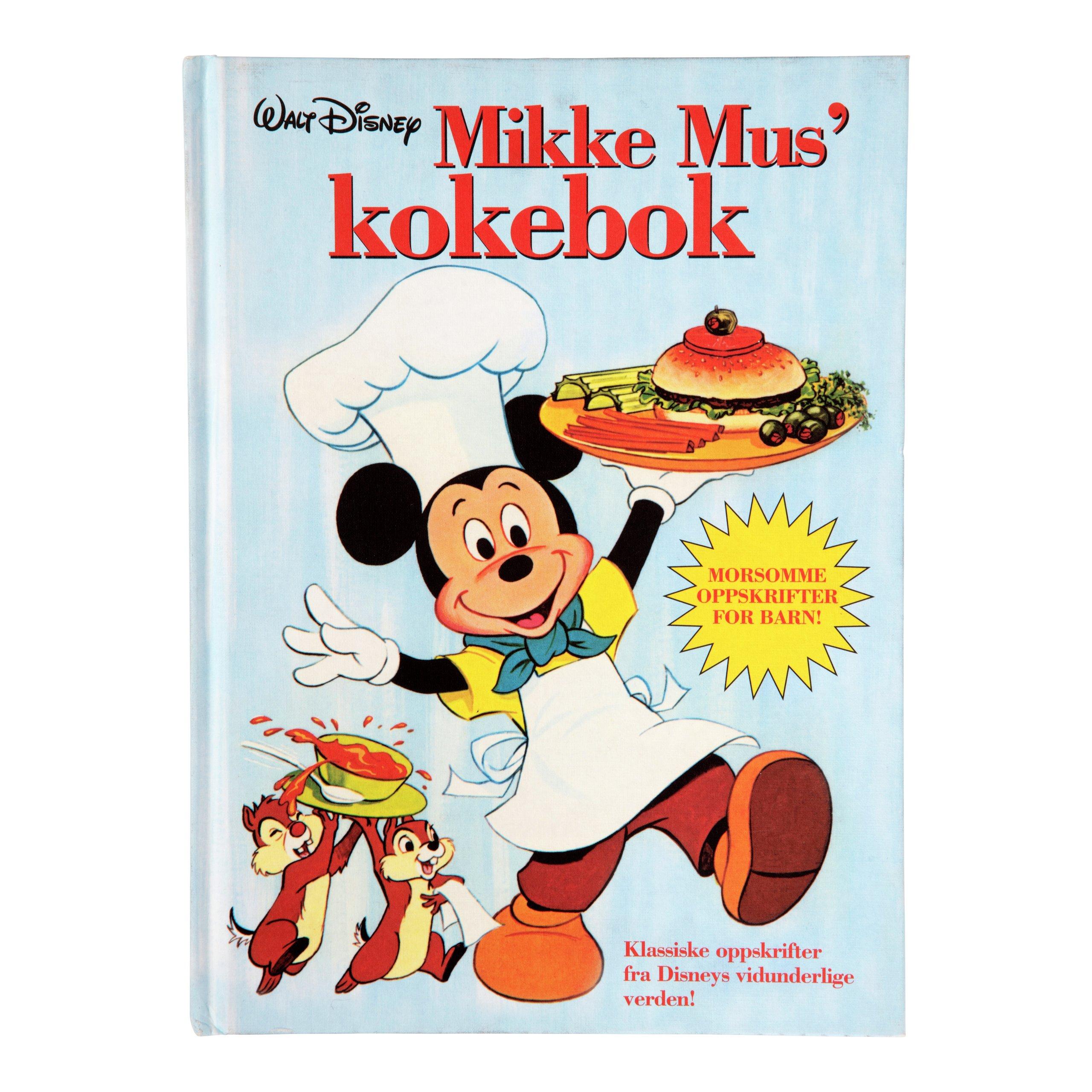 MIKKE MUS KOKEBOK-101470