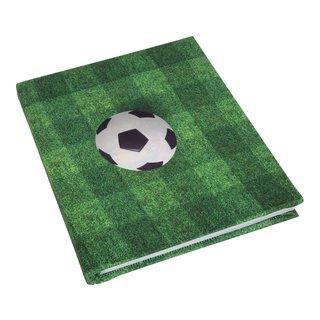 TEKSTILBOKBIND FOTBALL-101524