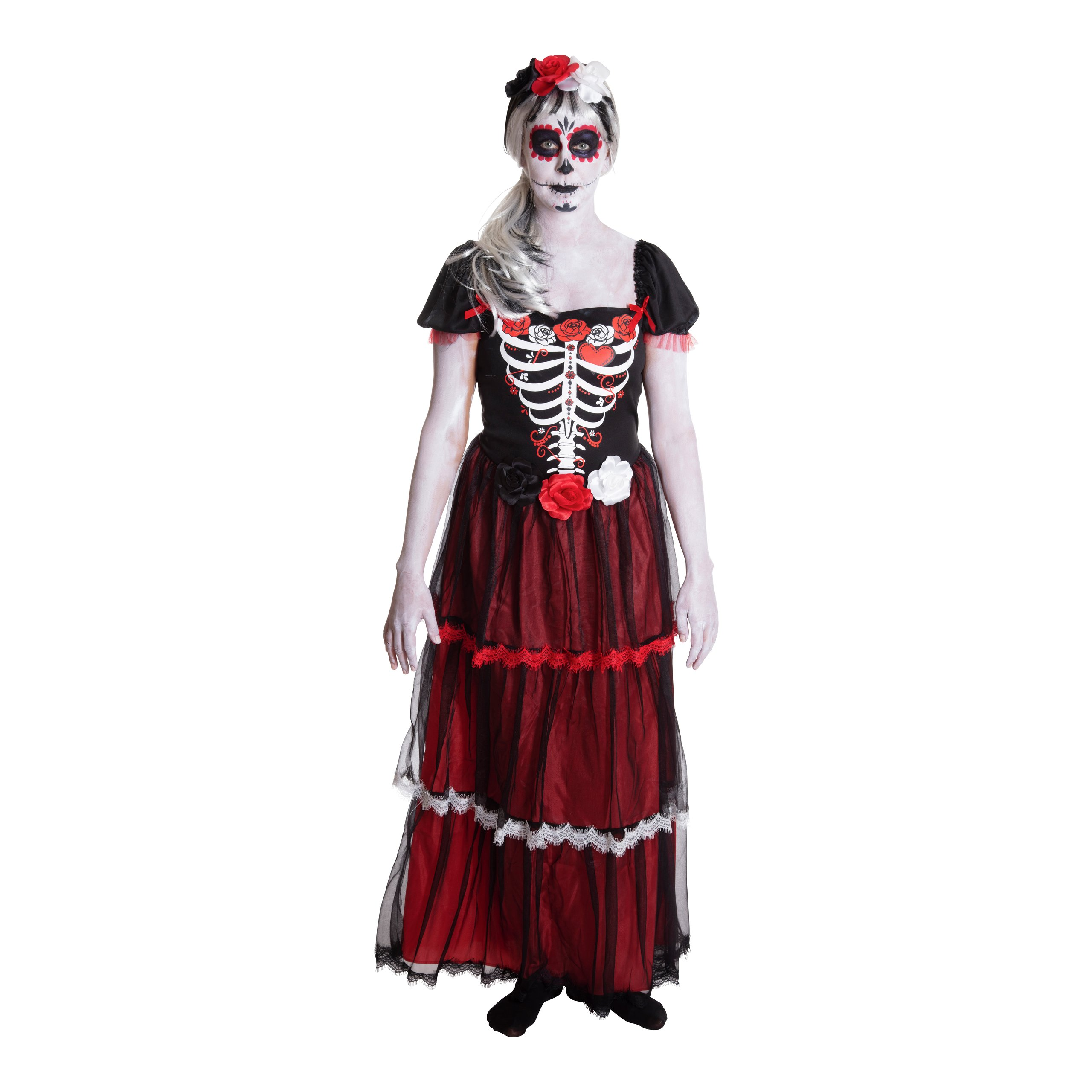 KOSTYME DAME DARLING OF THE DEAD LARGE-102557