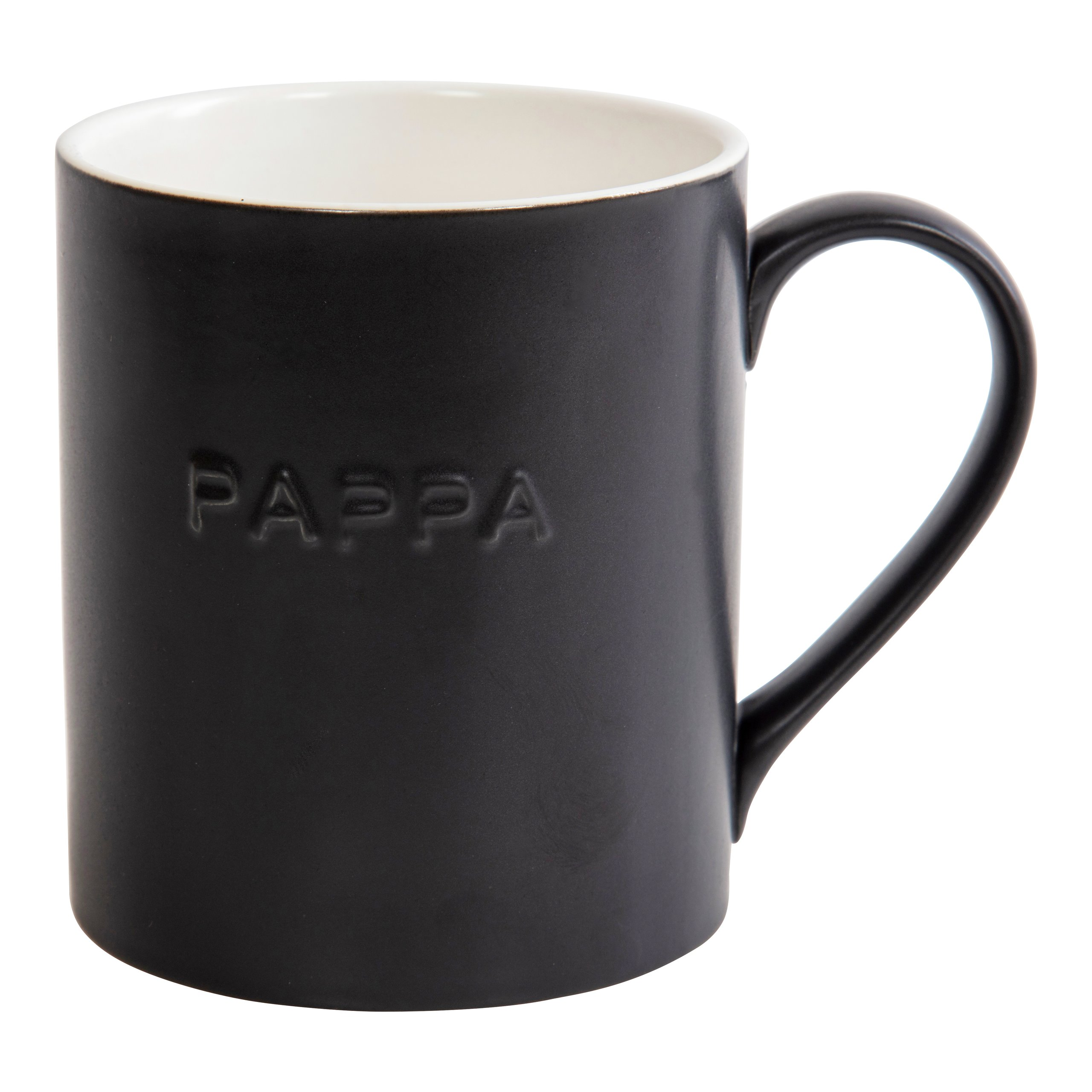 FARSDAGSKRUS PAPPA 600ML SORT-103200