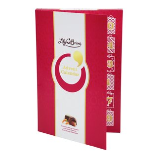LILY O´BRIENS ADVENTSKALENDER 338G-103414