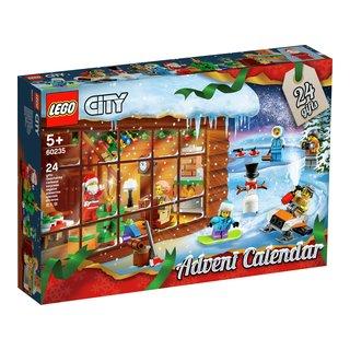LEGO CITY ADVENTSKALENDER-103525