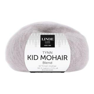 LINDE TYNN KID MOHAIR 551 GRÅ 25G-103617