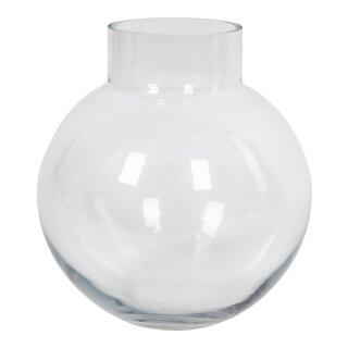 BOBLE GLASSVASE H22CM KLAR-103742