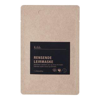 KILDE RENSENDE LEIRMASKE-104844