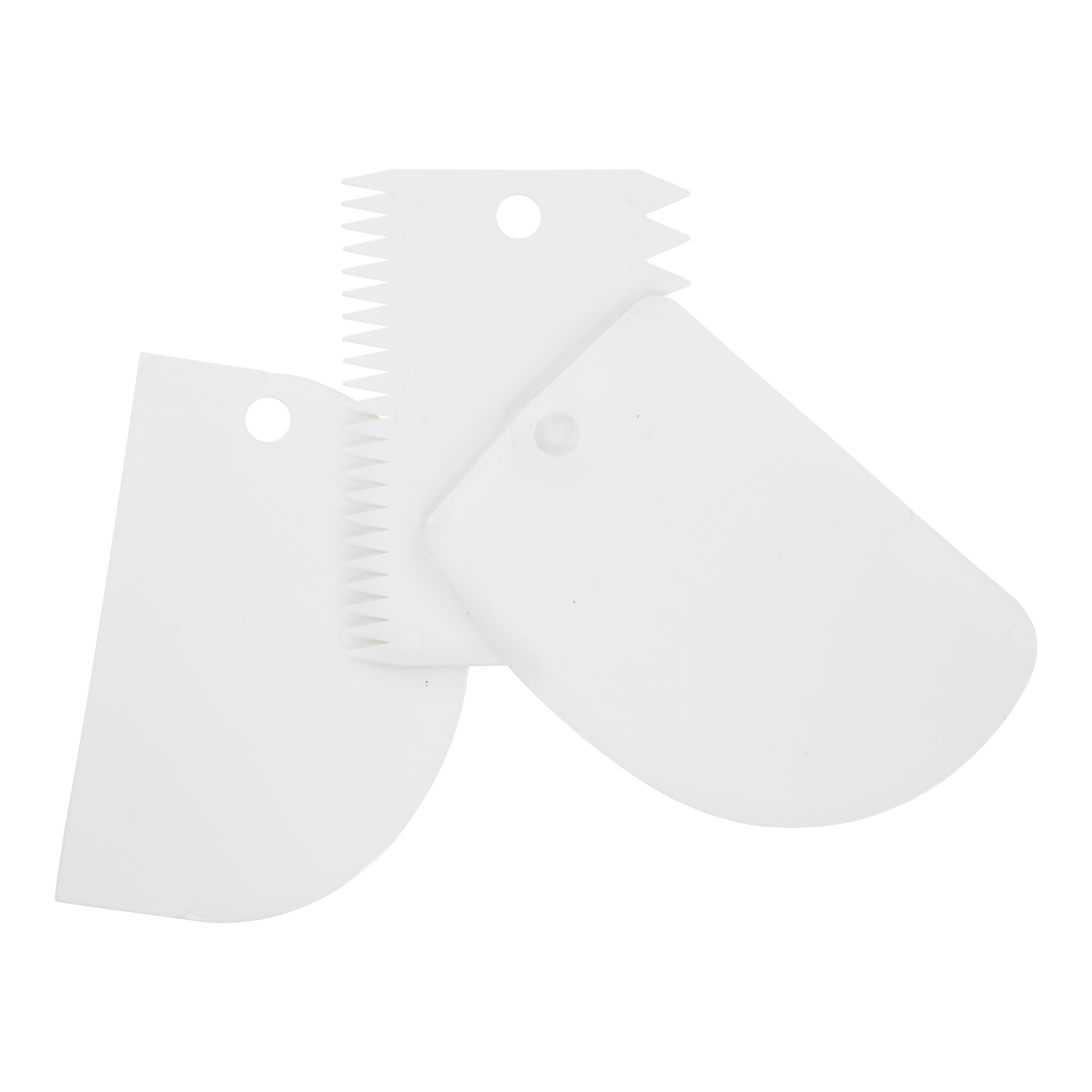DEIGSKRAPE 3PK PLAST-BAK1018