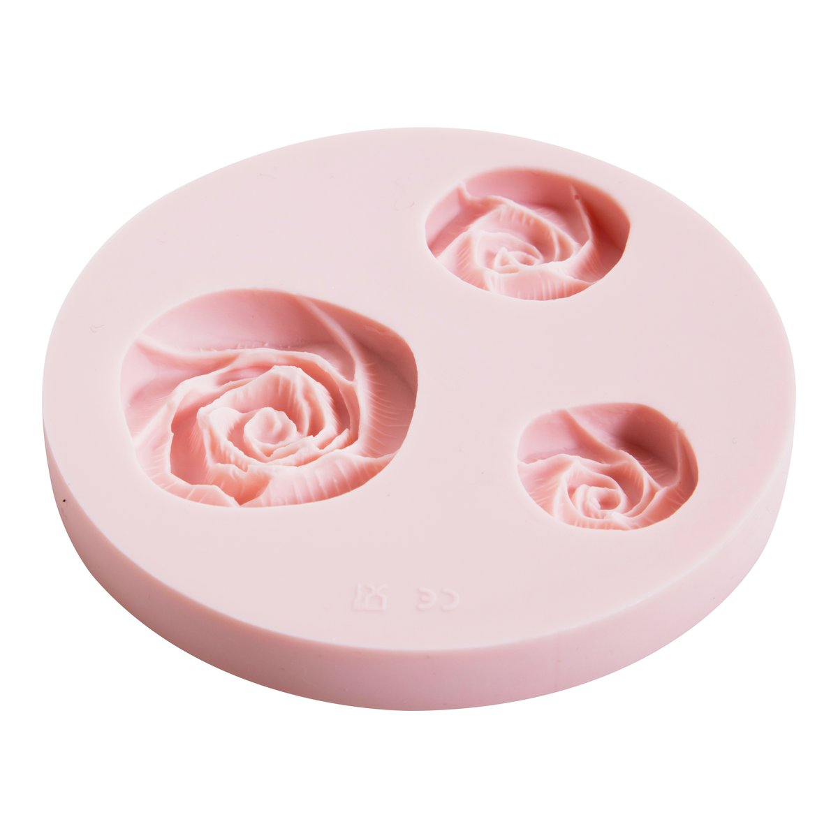 Rose silikonutstikker-BAK1049