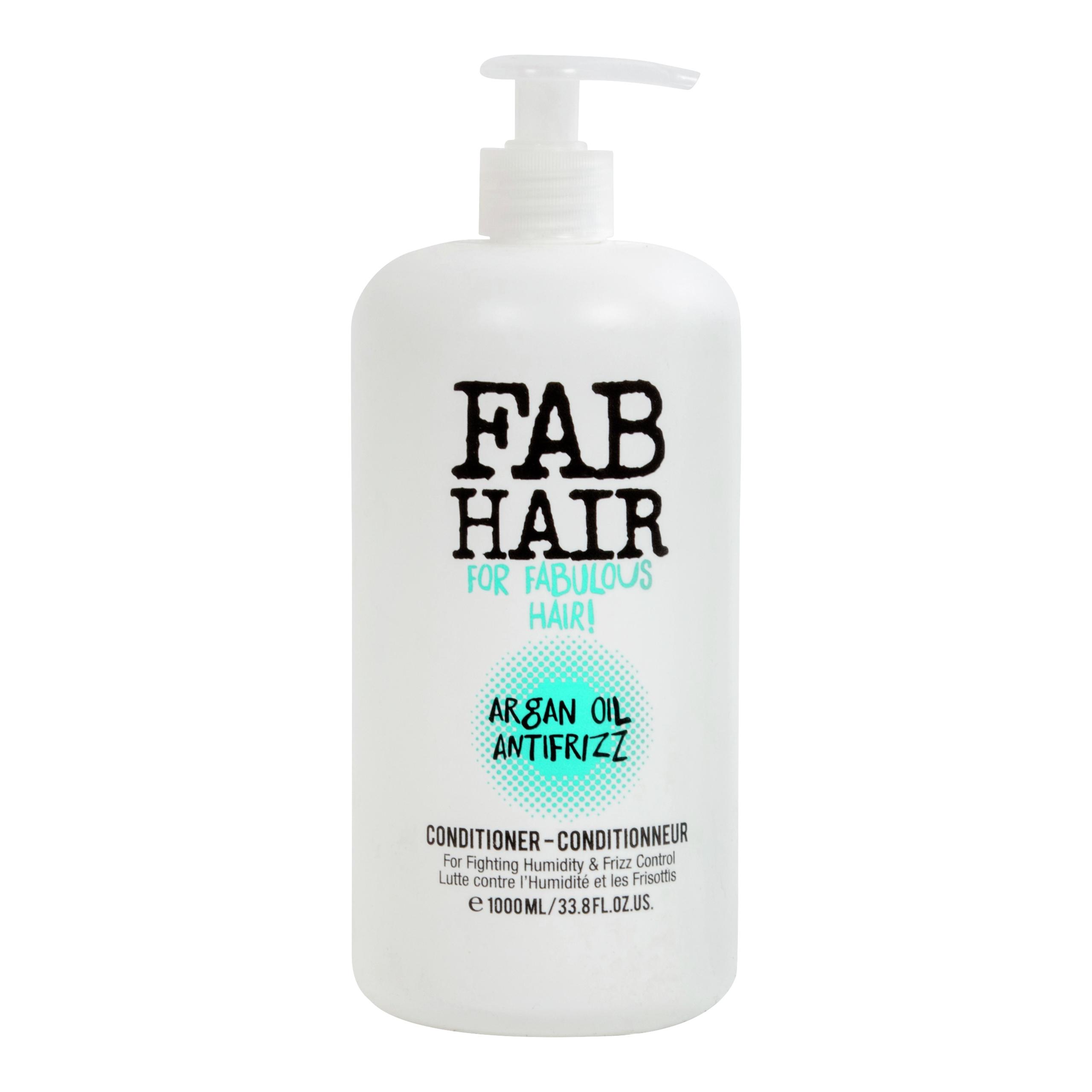 FAB HAIR CONDITIONER ANTI FRIZ-BAL654