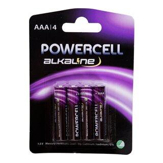 Batterier 4pk-BAT207