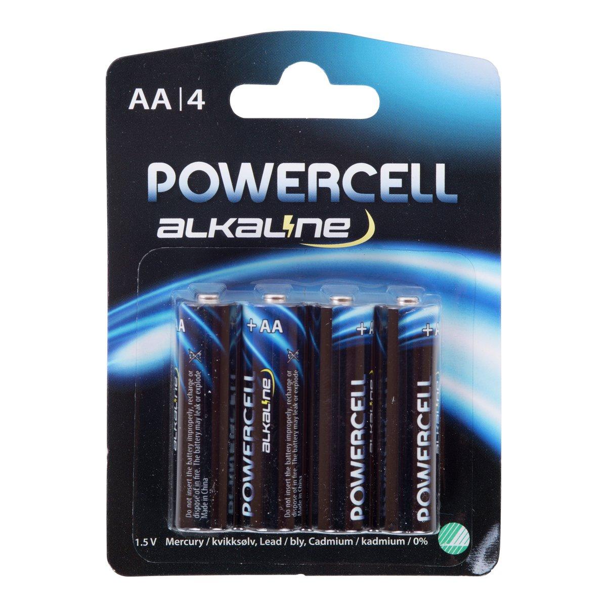 Batteri 4-pack