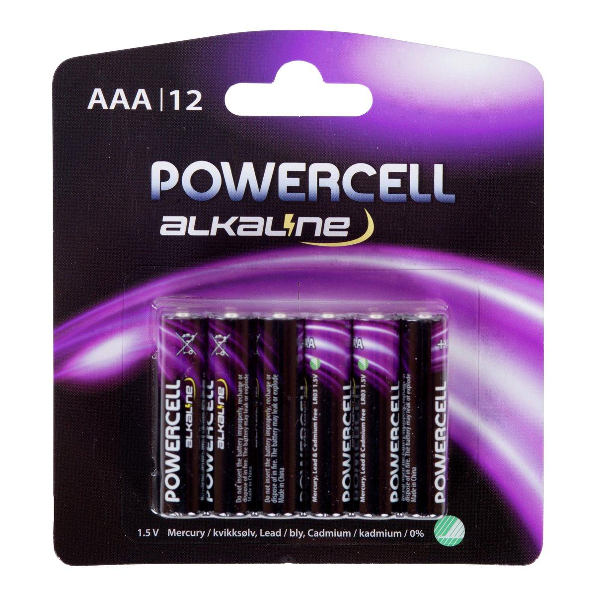 Batterier 12pk-BAT214