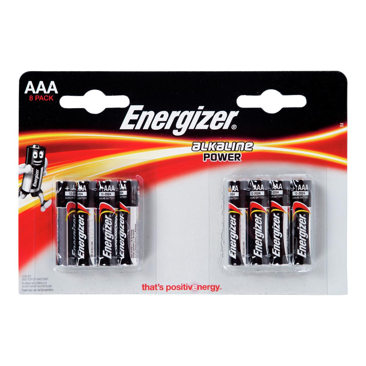 Batterier 8pk-BAT606