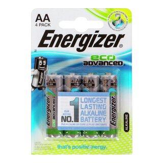 ENERGIZER ECO ADVANCED AA/E91-BAT637