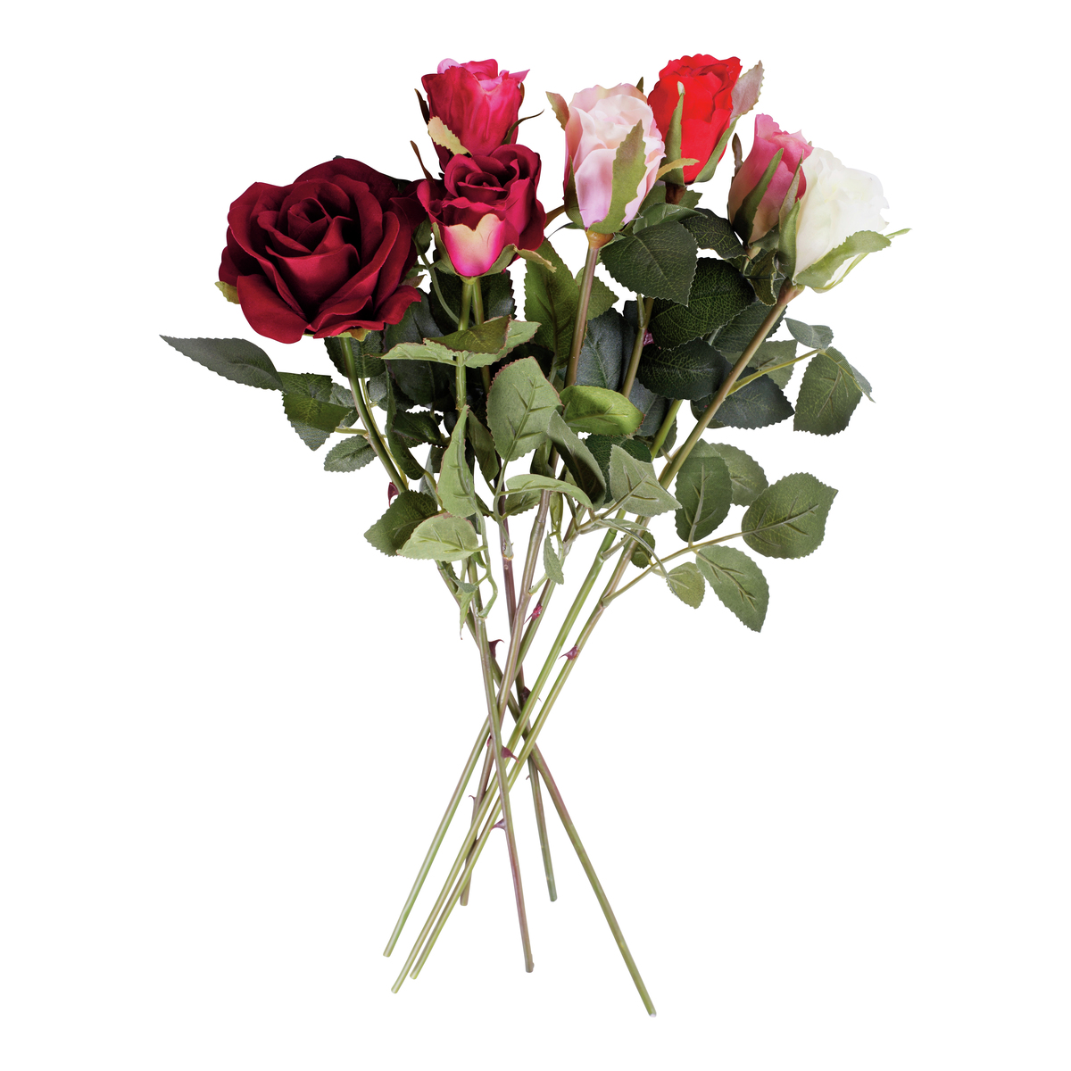 Kunstig rose-BLO1106