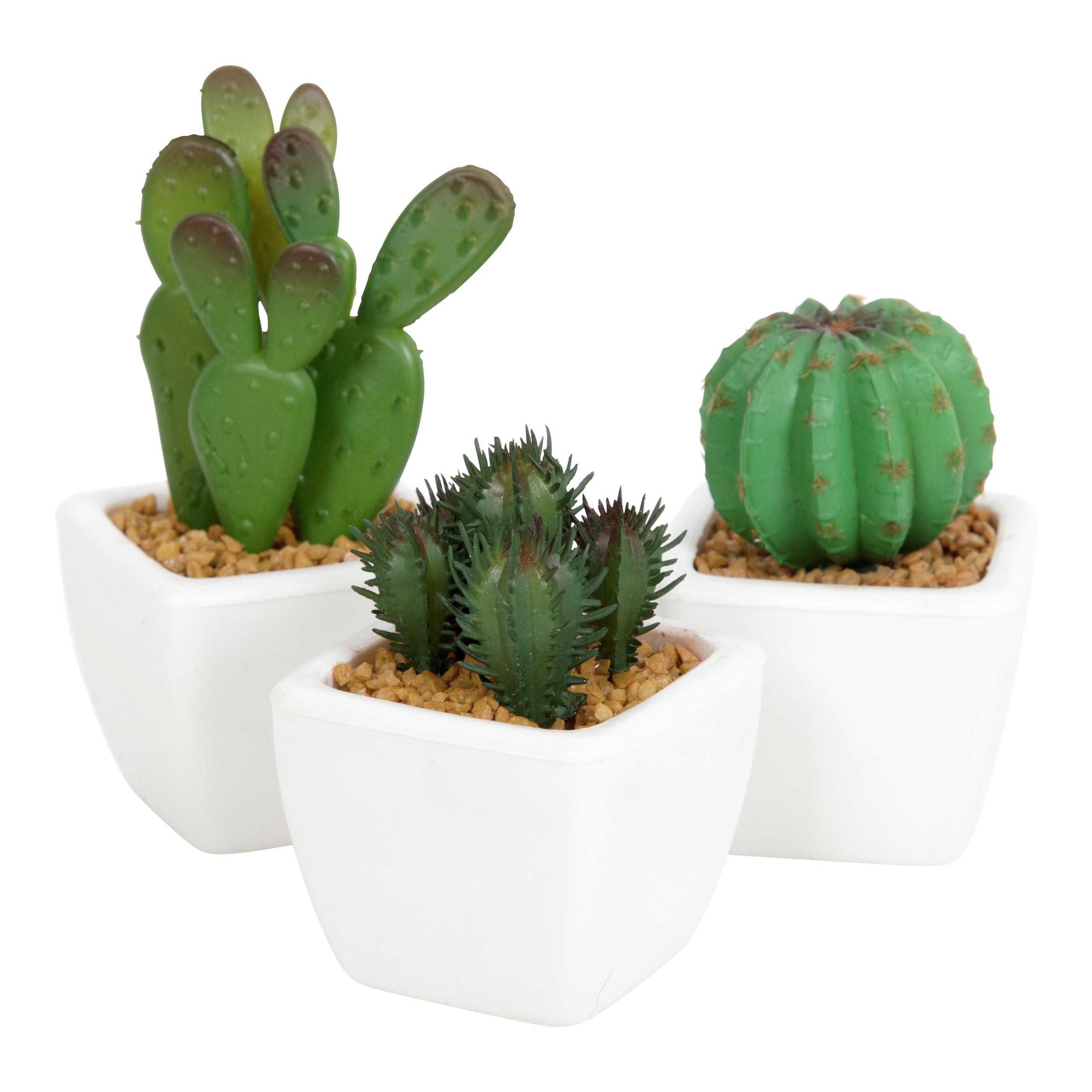 Kunstig kaktus-BLO1304