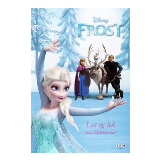 Disney Frost Aktivitetsbok