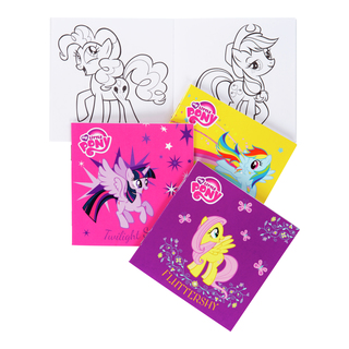 My Little Pony tegnebok-BOK470
