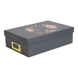 MOODY FLOWER BOX 18X27-BOX2051