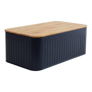 BLUE BRØDBOKS 12X33X18CM-BOX5002