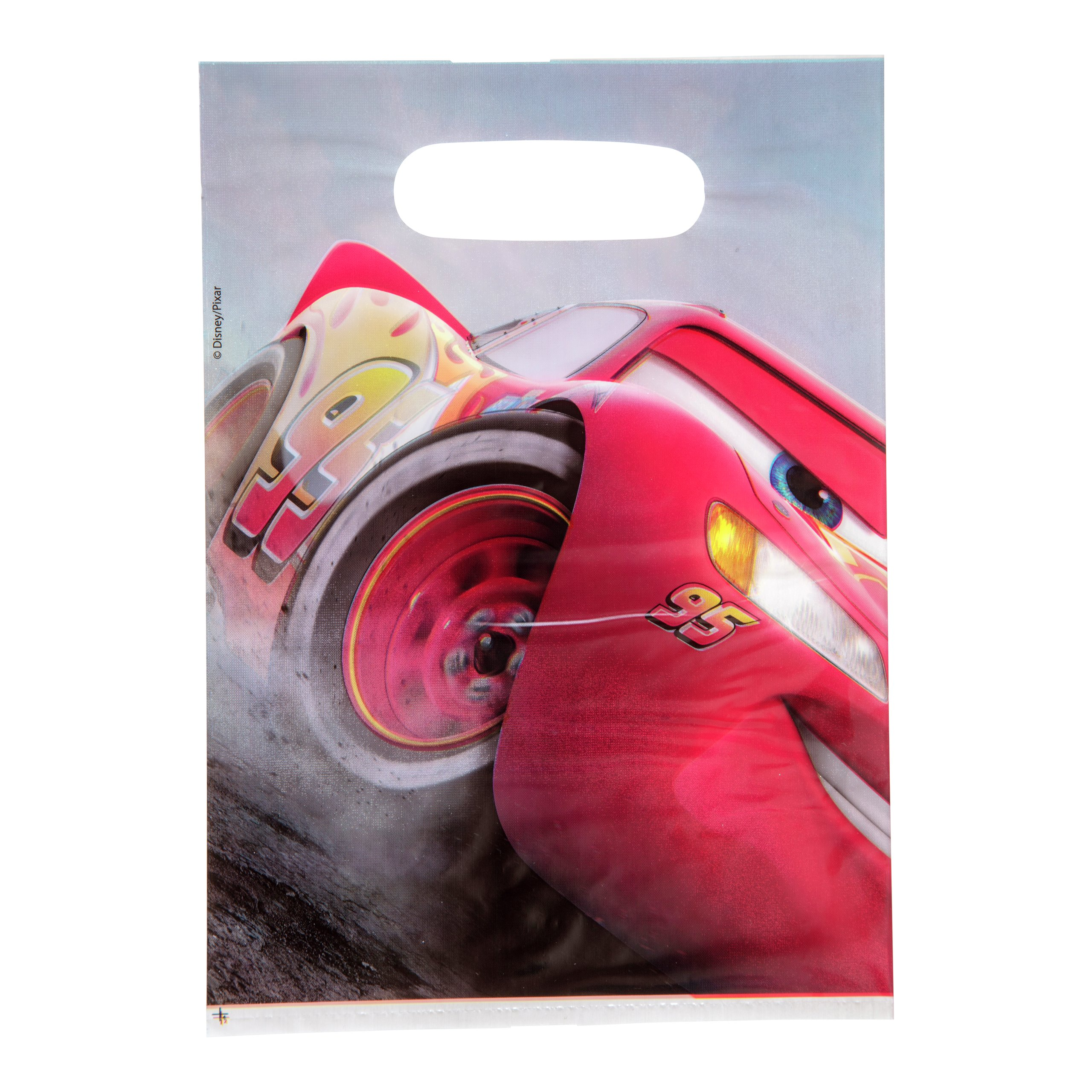 CARS GODTEPOSER 6PK-BUR2033