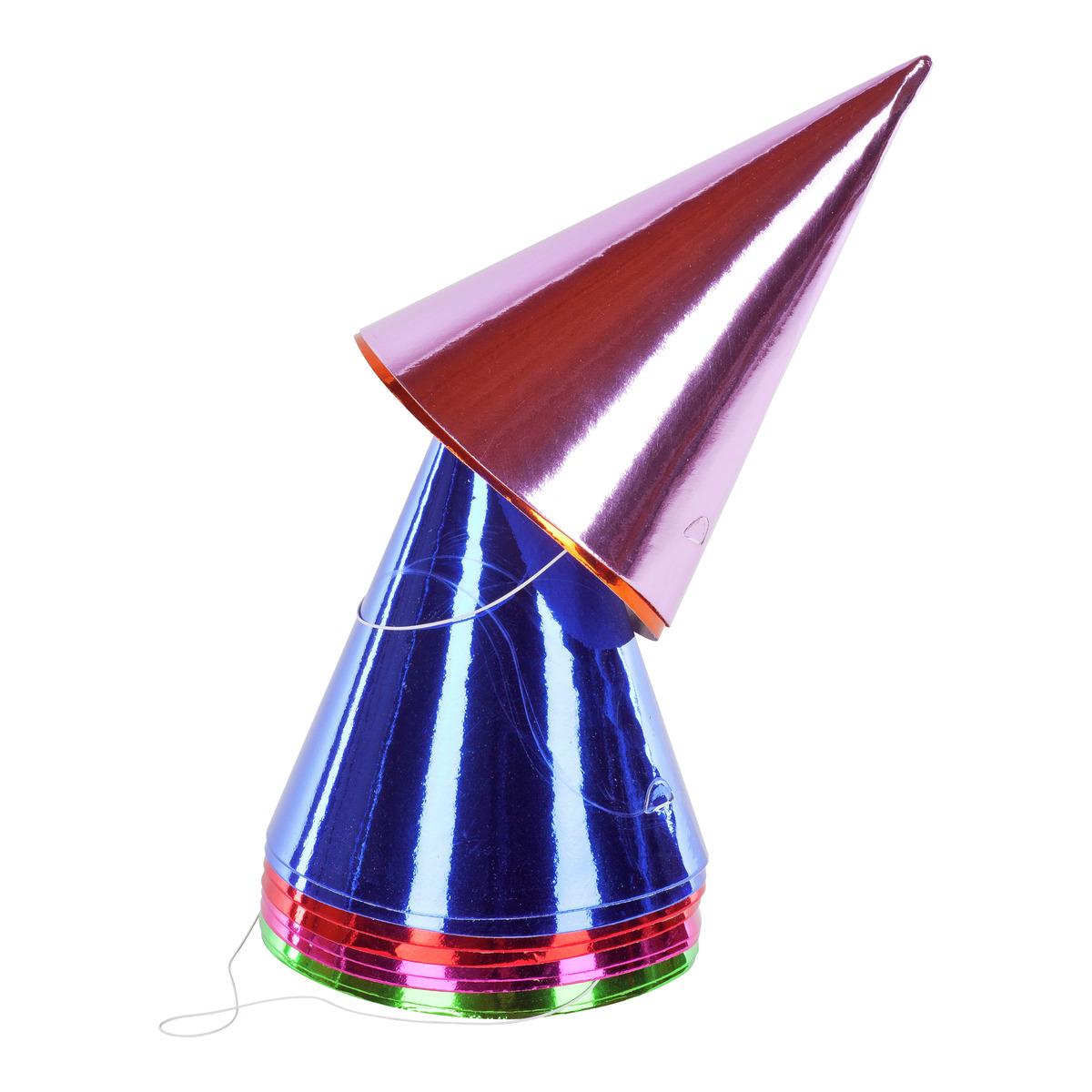 Partyhattar 10-pack