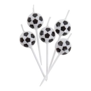 Tårtljus fotboll