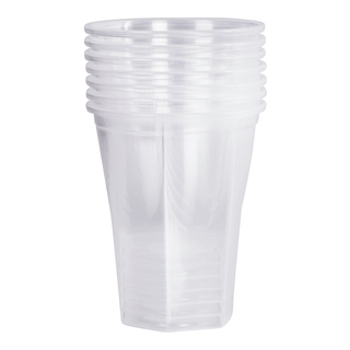 Romantique Plastglass 50pk