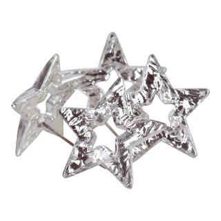 Lyspin stjerne 4pk-DEK6020