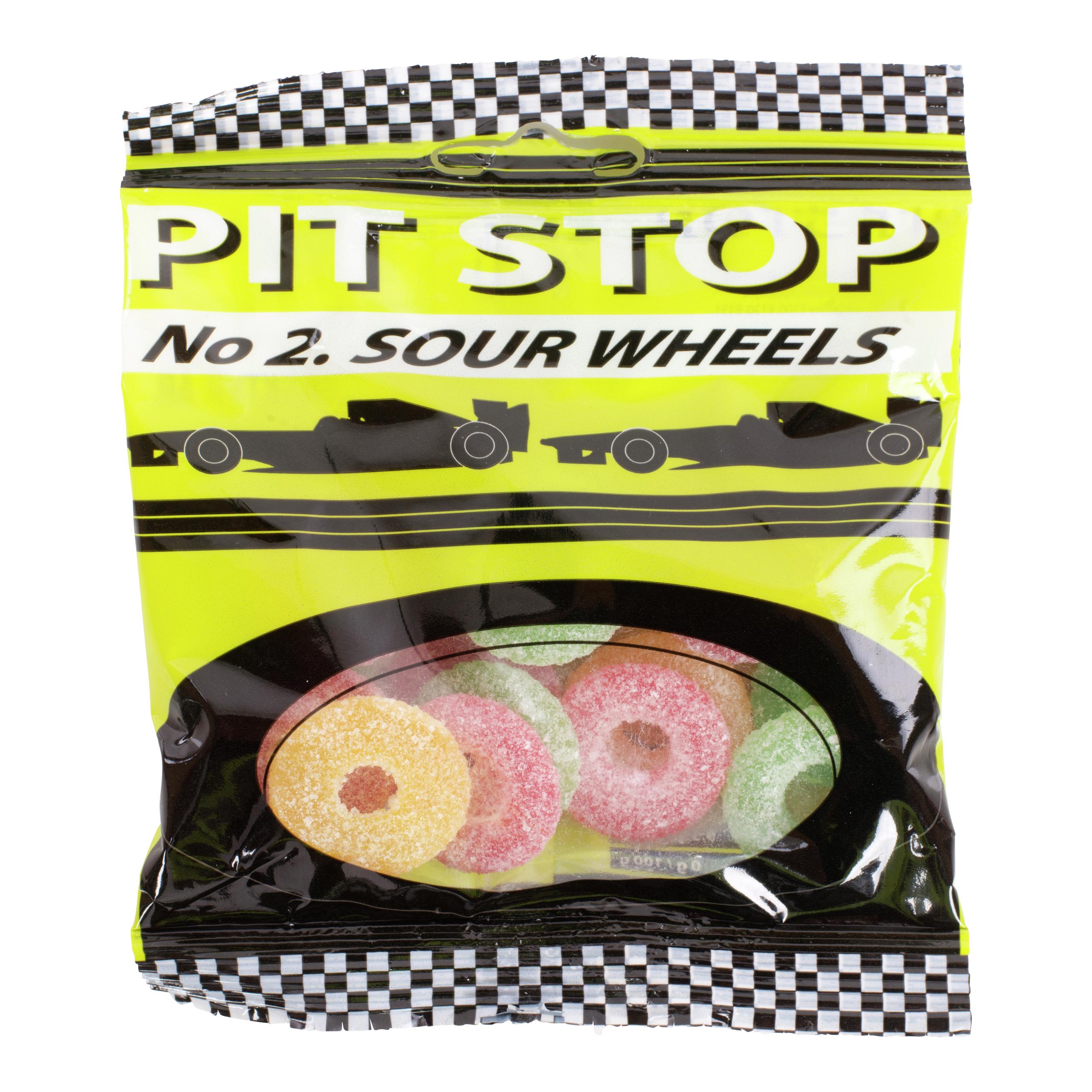 PIT STOP- NO.2 SOUR WHEELS-DRO1086