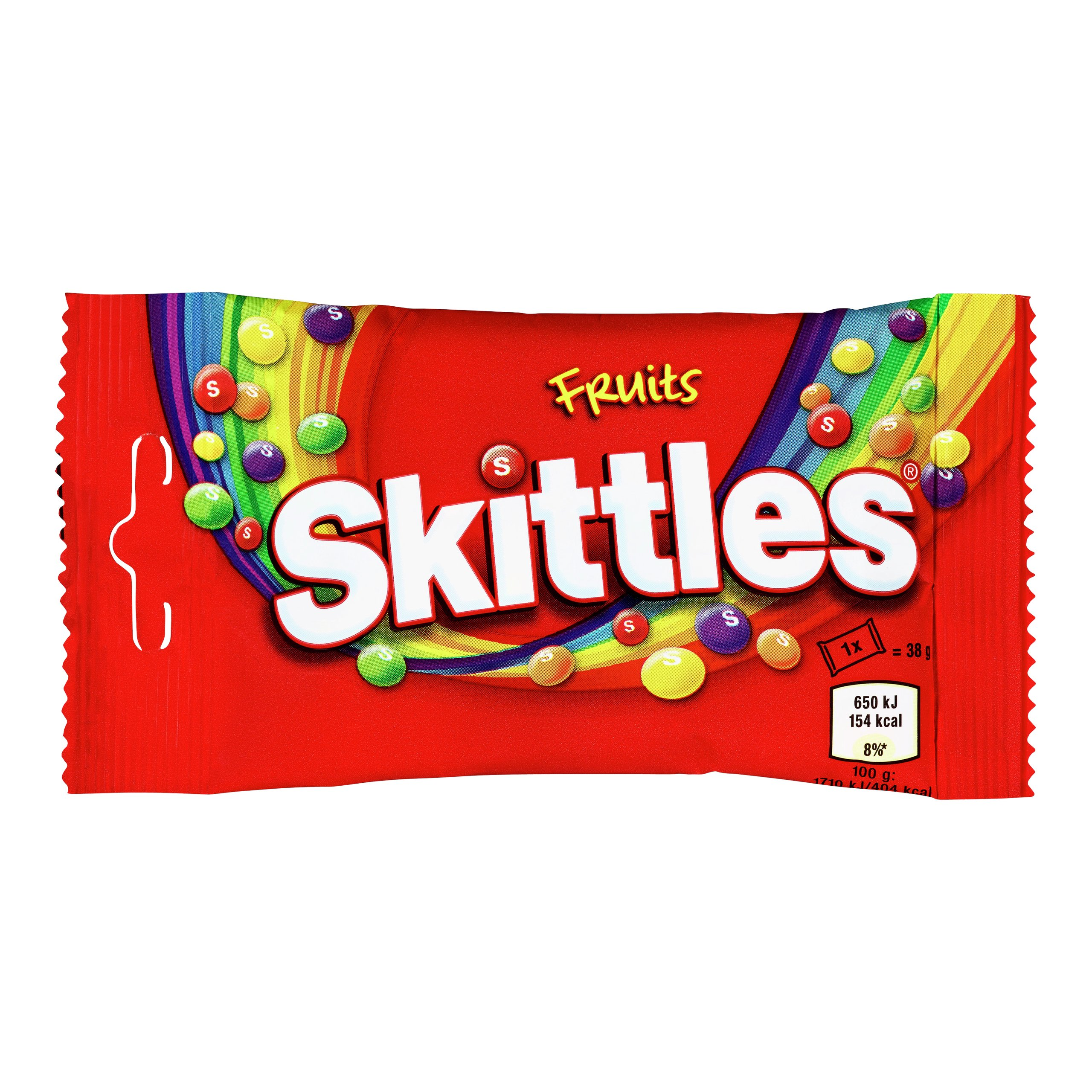 SKITTLES FRUITS 38G-DRO1159