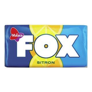 MALACO FOX SITRONKARAMELL 14,5-DRO247