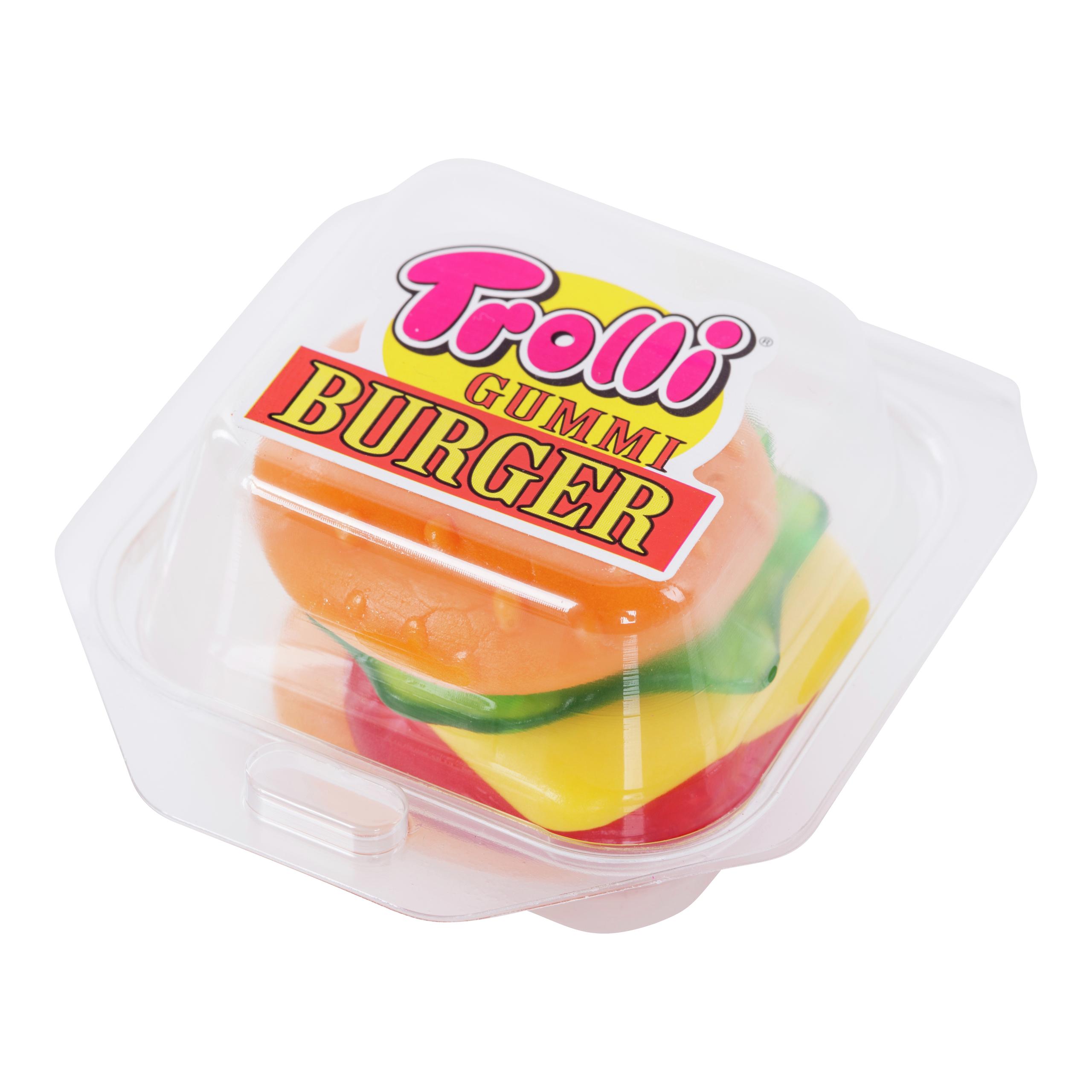 TROLLI BURGER 50G-DRO390
