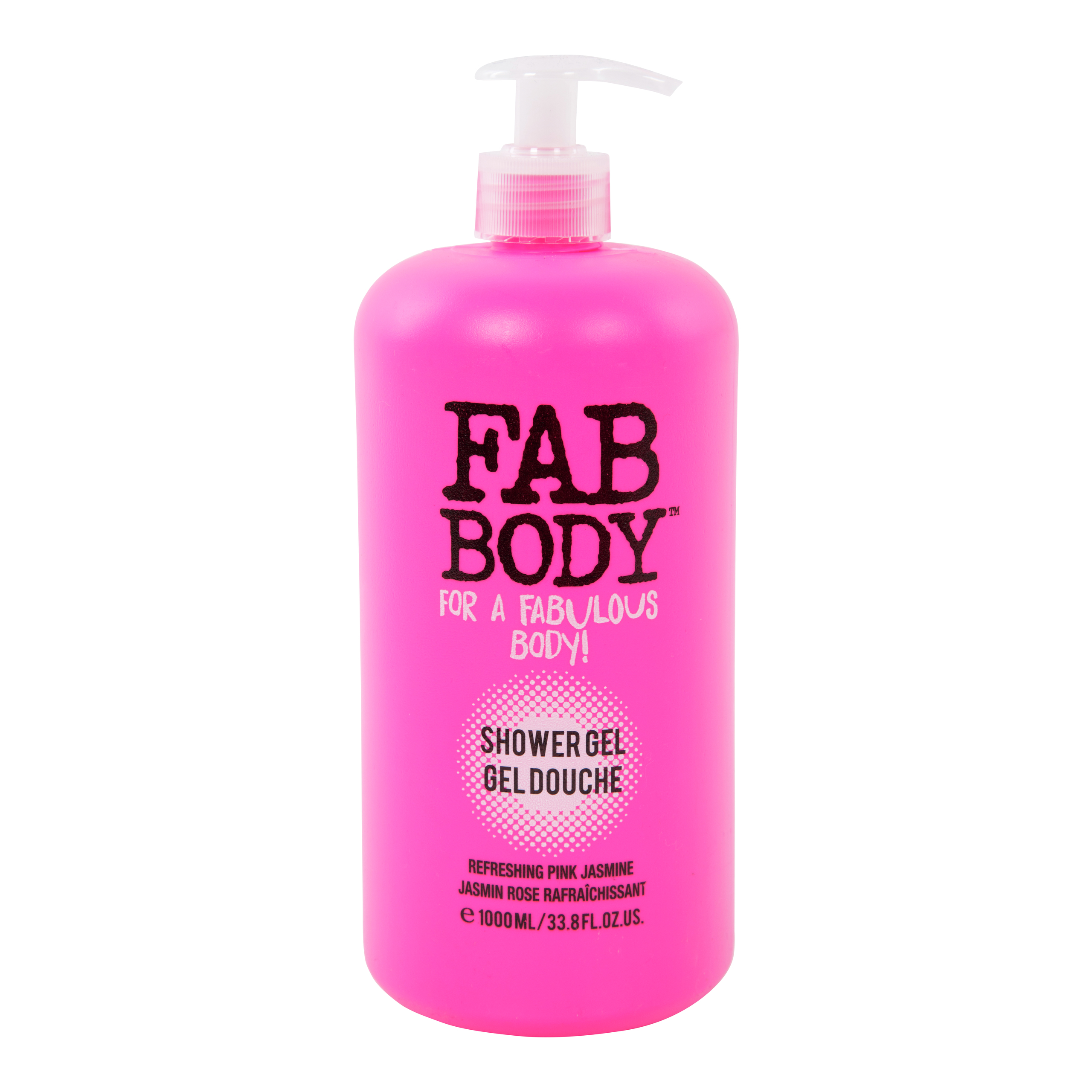 FAB BODY REFRESHING SHOWER GEL-DUS7005