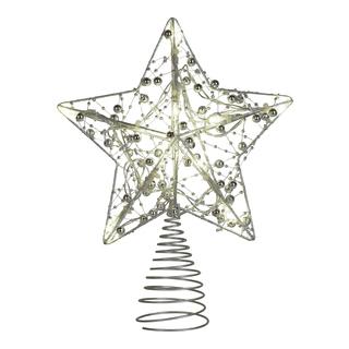 Pearl Wire LED - Toppstjärna