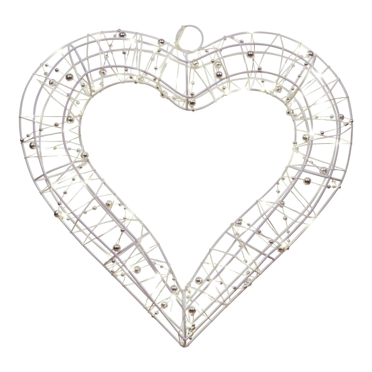 3D heart 40cm-ELM1552