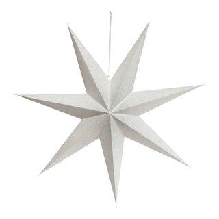 SPARKLE METALLSTJERNE 30CM-ELM1578