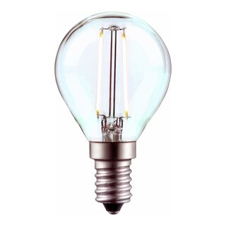 GLOW LED LYSPÆRE E14 KRONE-ELM2022