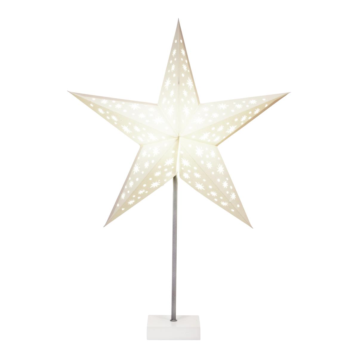 Papirstjerne på fot-ELM2050