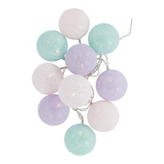 Cottonball LED - Ljusslinga