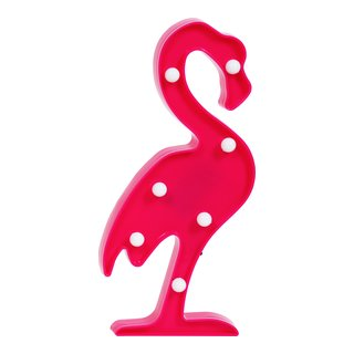 Dekorlampe flamingo-ELM4048