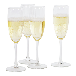 Champagneglass 4pk