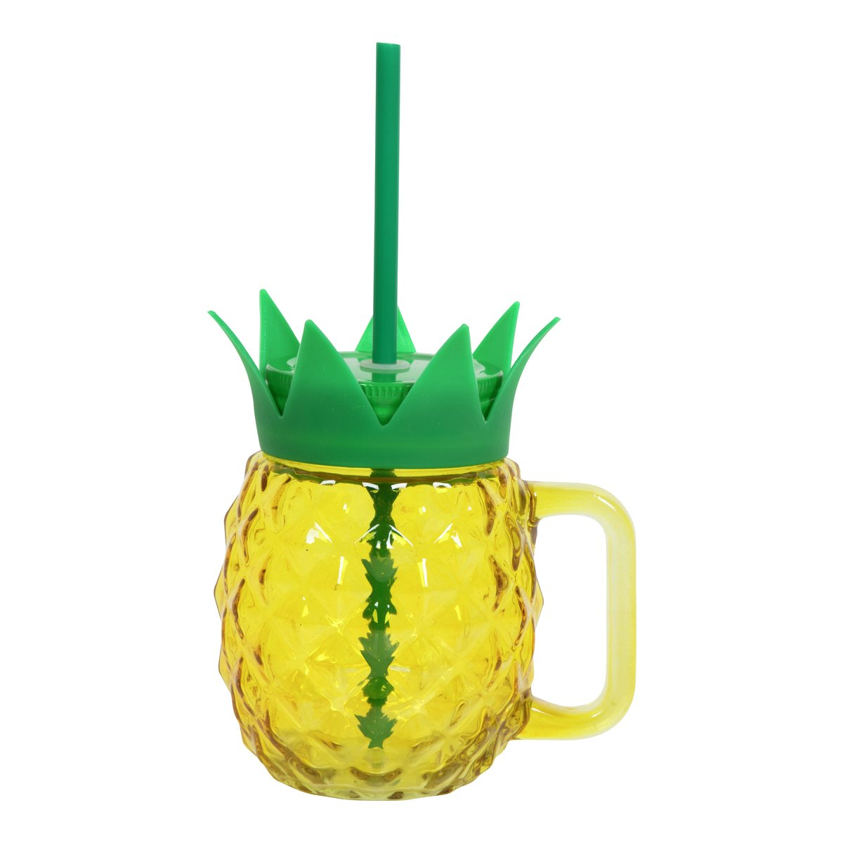 Ananasbeger med sugerør-GLA2018